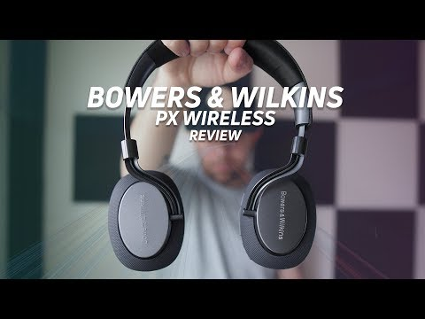 Bowers & Wilkins PX Wireless Review: All About that Build