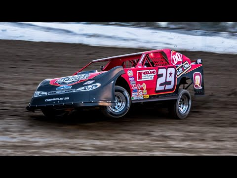 Jeff Crouse Racing.  First Night Out For Team 29.  Ogilvie Raceway.  Super Stock.  5/4/19.  Gopro