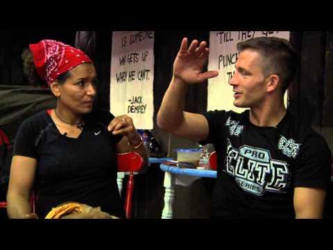 MMAnytt interviews Lucia Rijker