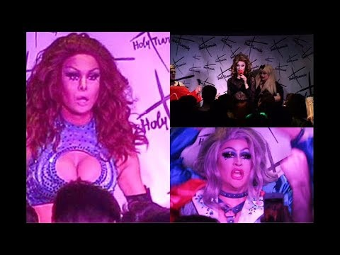 Trinity Taylor & Laila McQueen with Divina DeCampo and Trigger (Live at AXM, Glasgow)