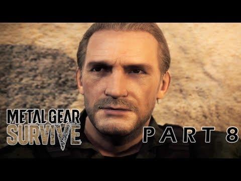 Metal Gear Survive PC Walkthrough Gameplay Part 8 – Seth