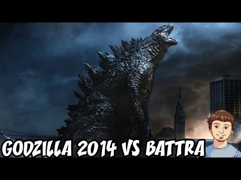 Godzilla PS4 Online Multiplayer Gameplay - GODZILLA 2014 VS BATTRA