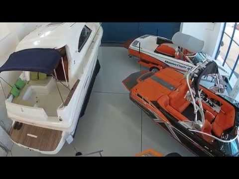 Princess Yachts Cyprus Showroom Interior