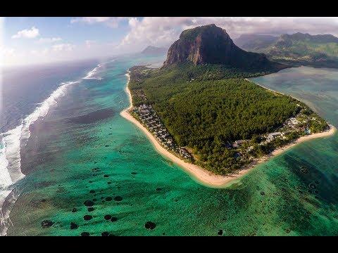 Dji Phantom 2 >> Dji Phantom 4 Flight Test - Part 1 - Mauritius Island - 4K ...