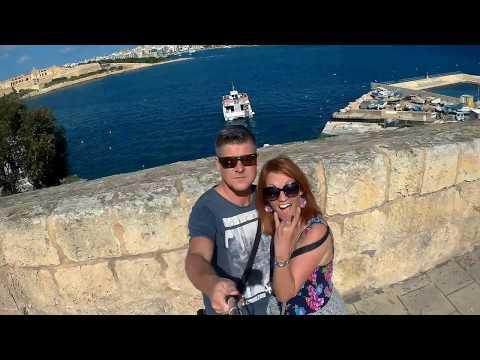 Malta 2017 in October | Valletta | Blue Lagoon | Popeye Village