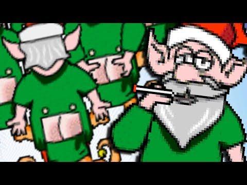 TOO NAUGHTY FOR CHRISTMAS (Random Games)