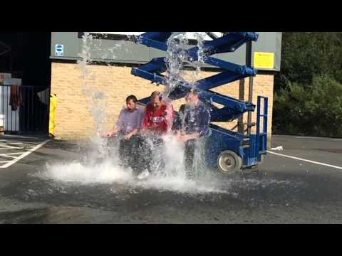ALS Ice Bucket Challenge Slow Mo