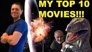 My Top 10 Favorite Movies!