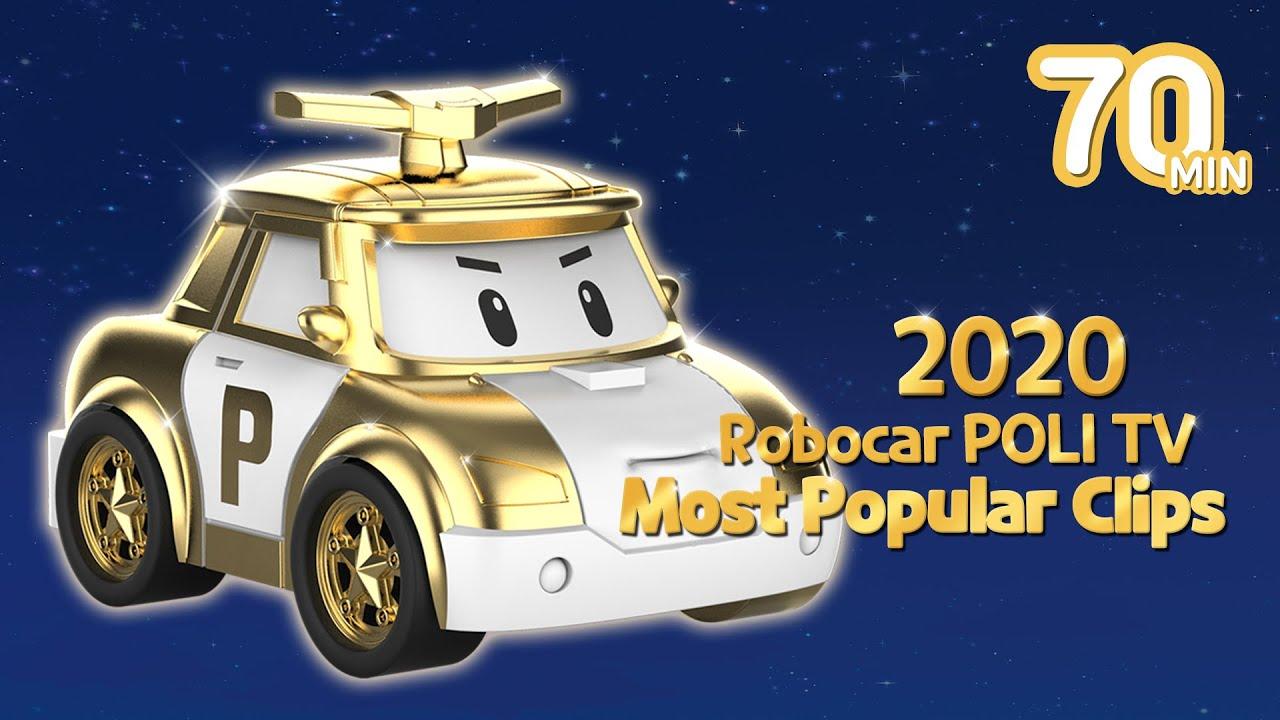 Download 2020 Robocar POLI TV Most Popular Clips | Robocar POLI Awards | Compilation | Kids | Robocar POLI TV