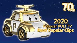 2020 Robocar POLI TV Most Popular Clips | Robocar POLI Awards | Compilation | Kids | Robocar POLI TV