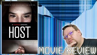 HOST (2020) - Movie Review
