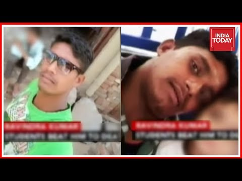 Top Delhi College Students Killed Youth Hero