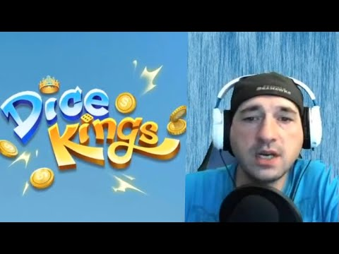 DICE KINGS | Win Make Earn Money Cash Rewards Paypal App Apps Game Online 2021 Review Youtube Video