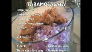 Taramosalata By Gourmed (english Subtitles)