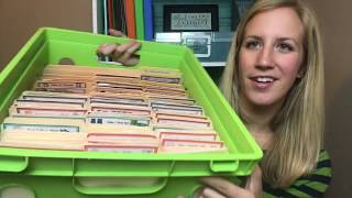 Life Skill File Folders For Special Education Classrooms