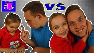 Cum poate fi un Tata?/ Video for Kids