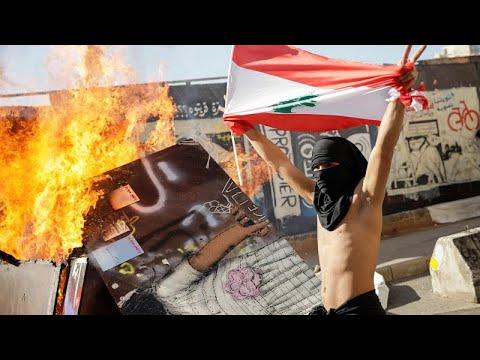 شاهد: متظاهرون يحاولون منع جلسة لمجلس النواب اللبناني وانتشار كثيف للقوى الأمنية…  - نشر قبل 2 ساعة