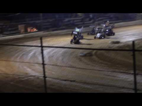 Airport Speedway 125cc Feature 6-11-16