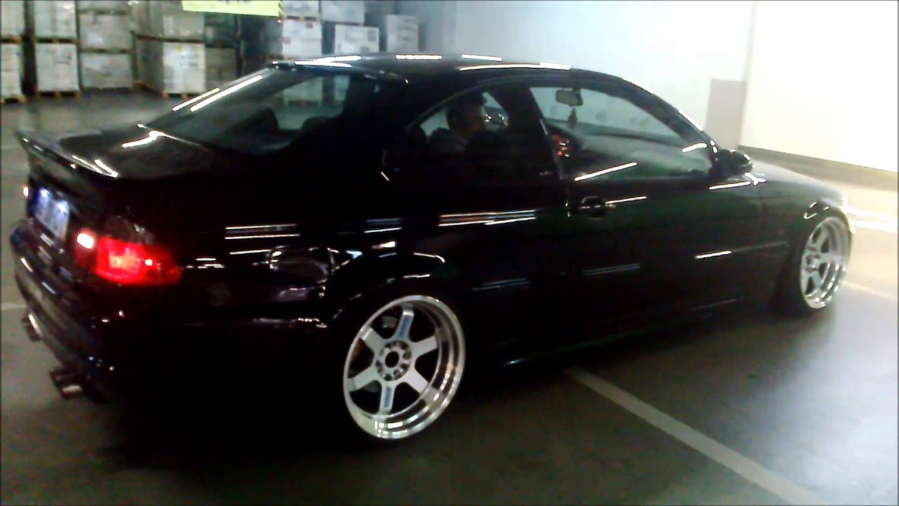 Bmw E46 Coupe By Lion