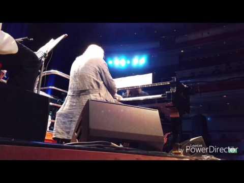 Emerson, Lake and Palmer's Trilogy played by Rick Wakeman 28 July 2017