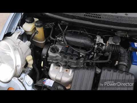 Проверка системы охлаждения двигателя и отопления салона дэу матиз Matiz