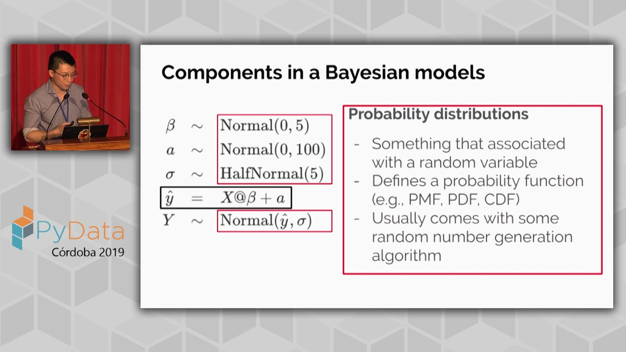 Image from A Hitchhiker's Guide to designing a Bayesian library in Python