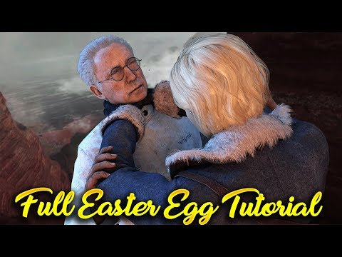 """WWII Zombies - """"The Darkest Shore"""" Full Easter Egg Walkthrough Guide Tutorial! (Extremely Detailed)"""
