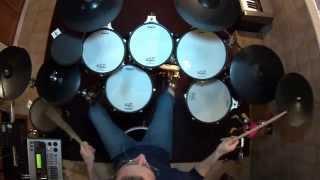 Dire Straits - Money for Nothing - V-Drum Cover - TD-20X - Drumdog69