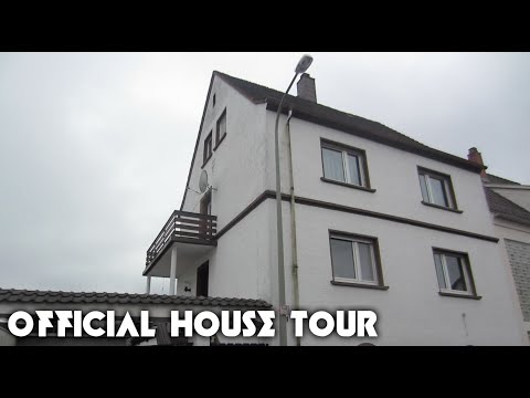 OFFICIAL EUROPEAN GERMAN HOUSE TOUR - December 6, 2014 - usaaffamily vlogmas