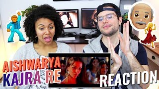 Kajra Re | Amitabh Bachchan | Aishwarya Rai | REACTION