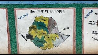 Schoolyard Art in Inspiring Ethiopia