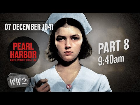 E.08 - Burning People - Pearl Harbor - WW2 - 120 H - December 7, 1941