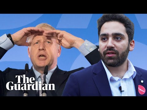 Could this young Muslim unseat Boris Johnson at the next election?
