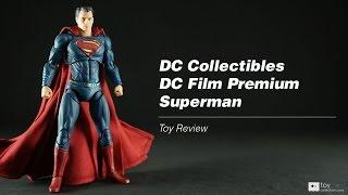 ДК фільми 6'' преміум Супермен дії фігурка коментар
