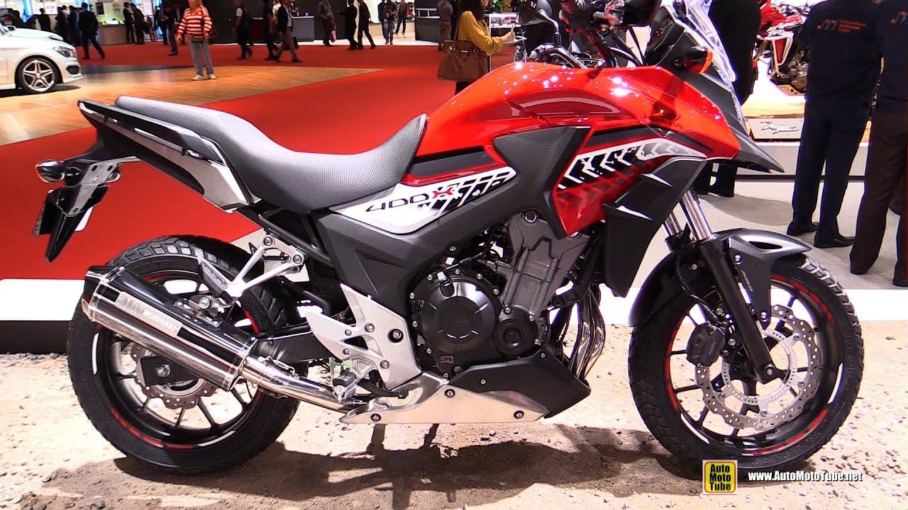 2016 Honda 400X