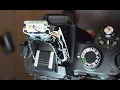 How to fix Flash on Nikon or Canon DSLR / How to replace flash tube on DSLR camera