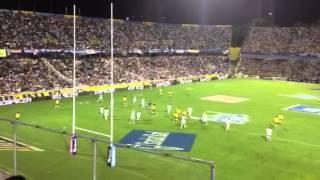 Pumas vs Australia