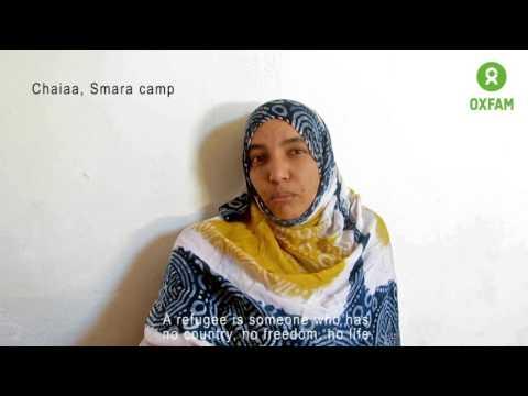 World Refugee Day in West Sahara 2017