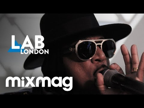 SUGARHILL GANG, MELLE MEL, SCORPIO & QWESTLIFE in The Lab LDN