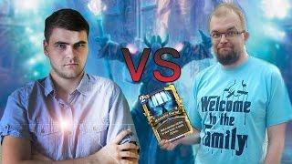 Bonkol vs MKR - Pojedynek Hearthstone (Karczemne bójki)