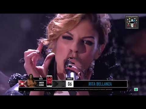 Xfactor 2017 Italy  Live06 Rita Bellanza -  In questo misero show
