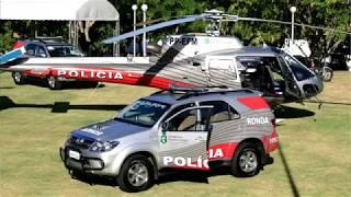 Camilo Santana chamará mais 800 novos PMs