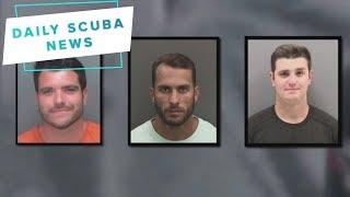 Daily Scuba News - Shark Dragging Update