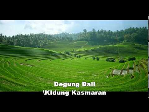 Degung Bali | Kidung Kasmaran