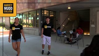 Tour the Shanahan Center at Harvey Mudd