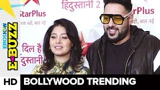 Singers Badshah and Sunidhi Chauhan turn judges! | Bollywood News | ErosNow eBuzz
