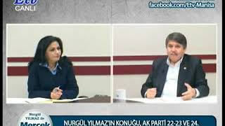 Nurgül Yılmaz ile Mercek Altı 22 23 24 dönem ak parti mv Hüseyin TANRIVERDİ