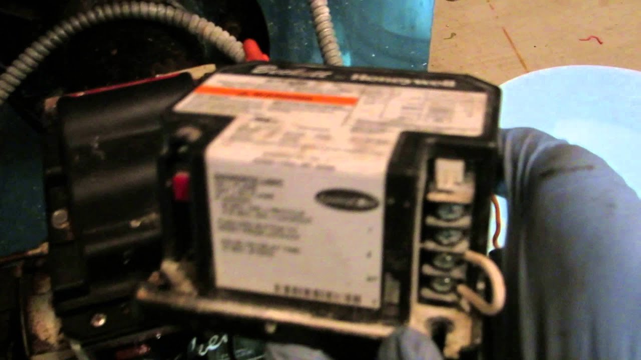 heating service beckett afg oil fired burner with power venter [ 1280 x 720 Pixel ]