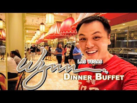 Voted Best Buffet in Vegas | Bountiful Dinner Buffet @ Wynn Las Vegas