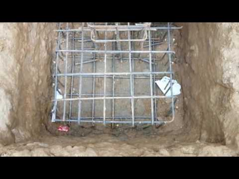 Big Mistakes in Column , Footing and Marking on Construction Site - Civil Engineering mistakes
